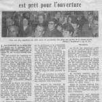 1968 Coupure de presse