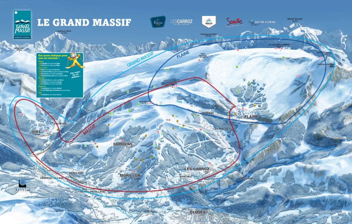 Flaine – Janvier 2018 – SLA – www.Ski47.fr